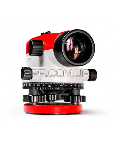 Оптичний нівелір 20 кратне збільшення MT-3010 INTERTOOL