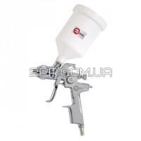 HVLP STEEL PROF фарборозпилювач PT-0103 INTERTOOL