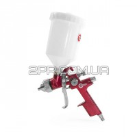 HVLP RED PROF фарборозпилювач PT-0104 INTERTOOL