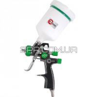 LVLP GREEN NEW Професійний фарборозпилювач PT-0132 INTERTOOL