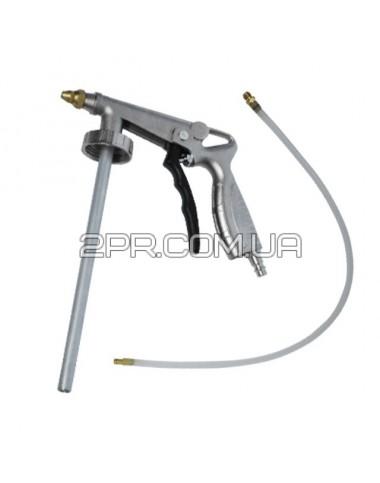 Пістолет під гравітекс пневматичний з гнучкою насадкою PT-0703 INTERTOOL