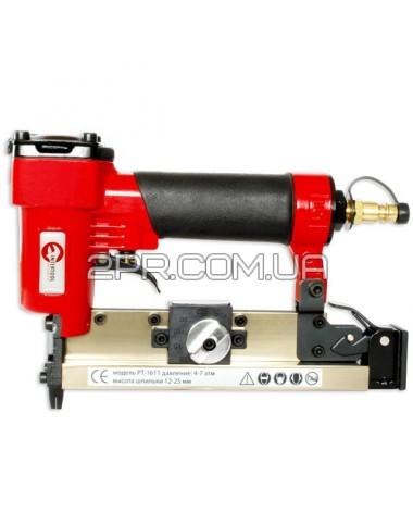 Степлер пневматичний під шпильку від 12 до 25 мм PT-1611 INTERTOOL