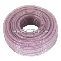 Шланг PVC високого тиску армований 8мм*50м PT-1741 INTERTOOL