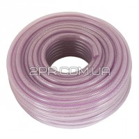 Шланг PVC високого тиску армований 12мм*50м PT-1743 INTERTOOL