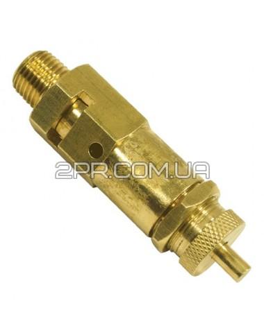 """Запобіжний клапан для компресора 1/4"""" PT-5002 INTERTOOL"""