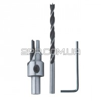 Свердло конфірматне 4.5/7.0 мм SD-0245 INTERTOOL