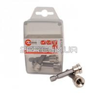 Комплект насадок для викруток з обмежувачем PH2*50 мм уп., 5 шт. VT-0036 INTERTOOL