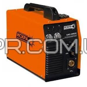 Зварювальний напівавтомат Іскра MIG/MMA-280