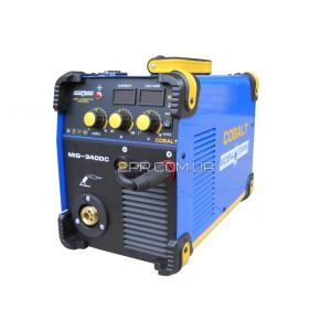 Напівавтомат інверторний MIG-340DC Cobalt Іскра-Профі