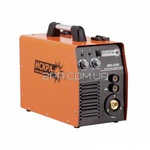 Напівавтомат інверторний MIG-320S Іскра