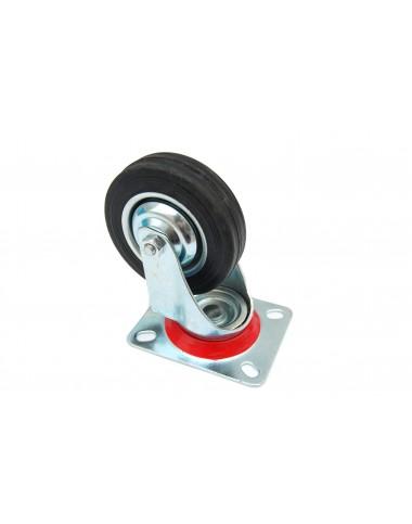 Колесо з поворотним кронштейном   100 мм