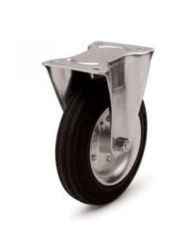 Колесо з прямим кронштейном   100 мм