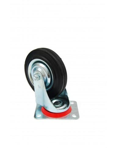Колесо з поворотним кронштейном   125 мм