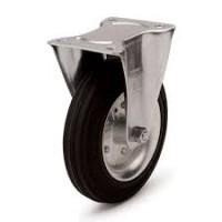 Колесо з прямим кронштейном   160 мм