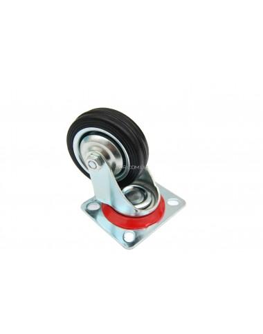 Колесо з поворотним кронштейном   75 мм