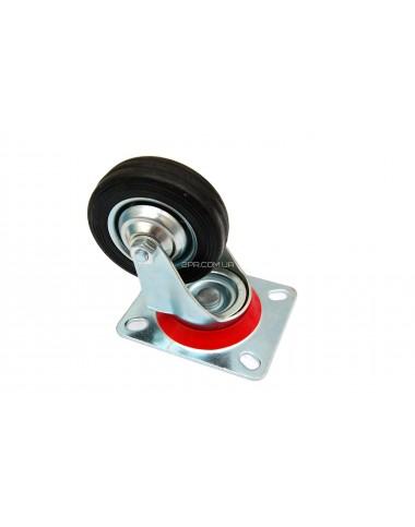 Колесо з поворотним кронштейном   85 мм