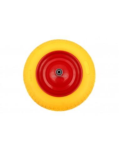 Колесо поліуретанове 3.50х8 (370х12) BC