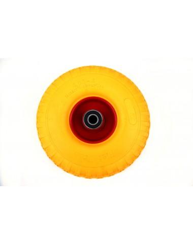 Колесо поліуретанове 4.00х4 (280х20) BC