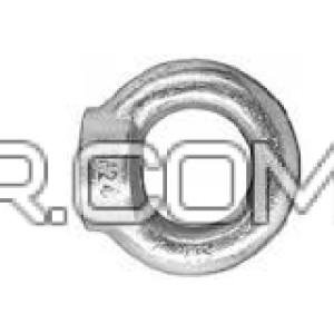 Гайка з кільцем М 10 DIN 582 (10) [К1]