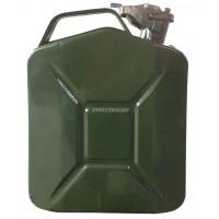 Каністра для ПММ ( Палив-Мастил матер) C-5G, вертикальна, зелена, 5 л