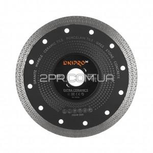 Диск алмазний 150 22,2, Extra-Ceramics DNIPRO-M фото - інтернет-магазин інструментів 2PR