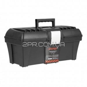 Ящик для інструментів (алюмінієвий замок) Master Box 15 DNIPRO-M фото |2PR