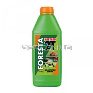 Масло Foresta для 2-т двигунів, 0,5 л