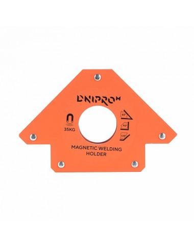 Магнітний кутник для зварювальних апаратів MW-3413 DNIPRO-M фото 2PR