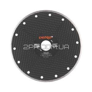 Алмазний диск 180 25,4 2.0 Solid DNIPRO-M |2PR
