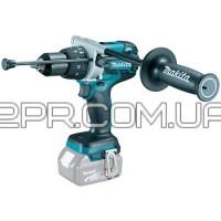 Акумуляторний дриль-шуруповерт з ударом DHP481Z Makita