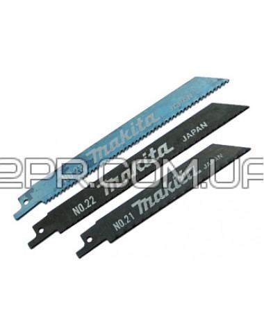 Набір пилок Super Express для дуже швидкого пропилювання для ножівки (3 шт.) 792003-5 Makita