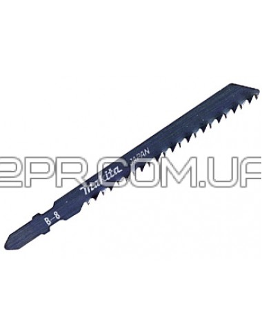 Набір пилок HCS по дереву для швидкого пропилювання 75 мм (5 шт.) A-85232 Makita