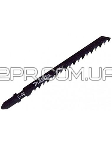 Набір пилок HCS по дереву для швидкого пропилювання 75 мм (5 шт.) A-85684 Makita