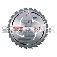 Пиляльний диск Т.С.Т. 165х20 мм 24Т Makita
