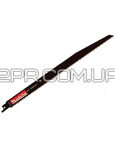 Набір пилок HCS по дереву для ножівки 300 мм (5 шт.) Makita