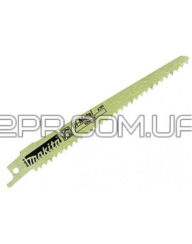 Набір пилок BiM по дереву для ножівки 152 мм (5 шт.) Makita