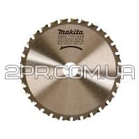 Пиляльний диск по металу Т.С.Т. 136х20 мм 30Т Makita