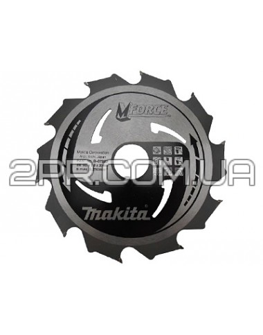 Пиляльний диск Т.С.Т. MForce 165x20 мм 10Т Makita