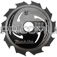 Пиляльний диск Т.С.Т. MForce 165x30 мм 10Т Makita