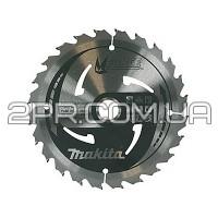 Пиляльний диск Т.С.Т. MForce 165x20 мм 24Т Makita
