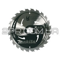 Пиляльний диск Т.С.Т. MForce 180x20 мм 24Т Makita