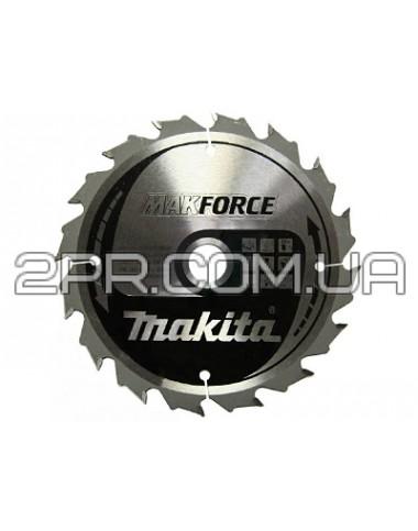Пиляльний диск Т.С.Т. MAKForce 180x30 мм 16Т Makita