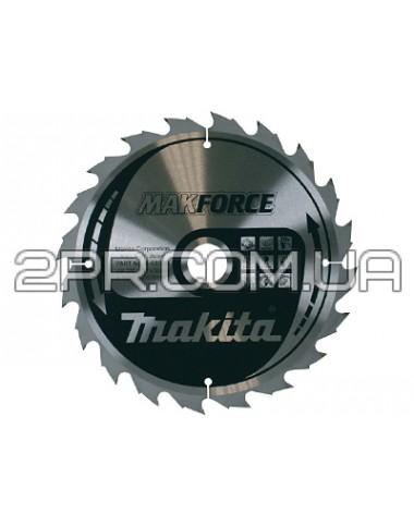 Пиляльний диск Т.С.Т. MAKForce 235x30 мм 20Т Makita
