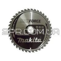 Пиляльний диск Т.С.Т. MAKForce 160x20 мм 40Т Makita