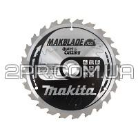 Пиляльний диск Т.С.Т. MAKBlade Plus 216x30 24T Makita
