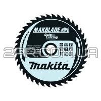 Пиляльний диск Т.С.Т. MAKBlade Plus 255x30 40T Makita