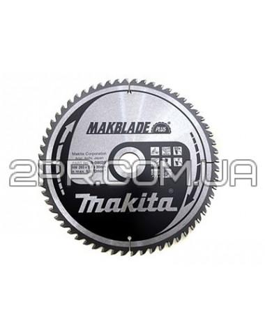 Пиляльний диск Т.С.Т. MAKBlade Plus 216x30 60T Makita