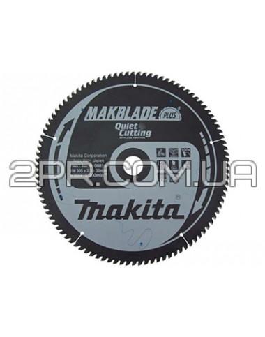 Пиляльний диск Т.С.Т. MAKBlade Plus 305x30 100T Makita