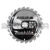 Пиляльний диск Т.С.Т. MAKBlade 216x30 24T Makita