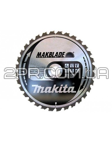 Пиляльний диск Т.С.Т. MAKBlade 255x30 32T Makita